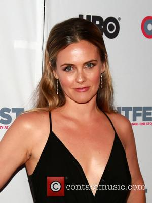 Alicia Silverstone at the 2016 Outfest Los Angeles Screening Of 'King Cobra' and the presentation of the James Schamus Ally...