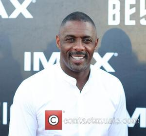 Idris Elba Filming Bid To Become Professional Kickboxer