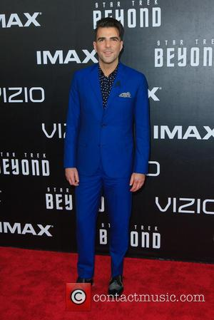 Zachary Quinto: 'We Need To Connect Without Devices Between Us'