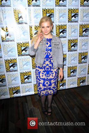 Abigail Breslin at the Comic-Con International: San Diego photocall for 'Scream Queens' -  California, United States - Saturday 23rd...