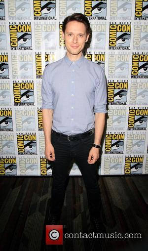 Samuel Barnett at the Comic-Con International: San Diego photocall for 'Dirk Gently', San Diego, California, United States - Saturday 23rd...