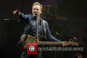 Sting AKA Gordon Sumner performs in Calgary as part of his 'Rock, Paper, Scissors' Tour - Calgary, Canada - Saturday...