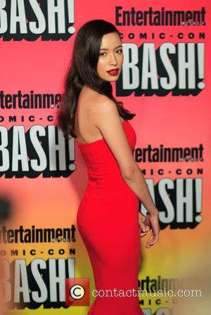 Christian Serratos and various other celebrities gathered on Saturday night for Entertainment Weekly's annual Comic Con party held at the...