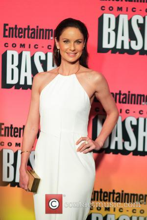 Sarah Wayne Callies and various other celebrities gathered on Saturday night for Entertainment Weekly's annual Comic Con party held at...