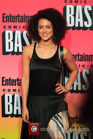Nathalie Emmanuel and various other celebrities gathered on Saturday night for Entertainment Weekly's annual Comic Con party held at the...
