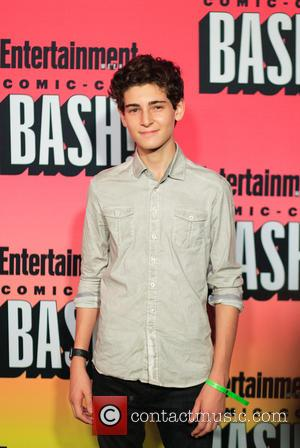 Entertainment Weekly and David Mazouz