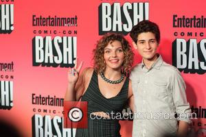 Entertainment Weekly, Carmen Bicondova and David Mazouz