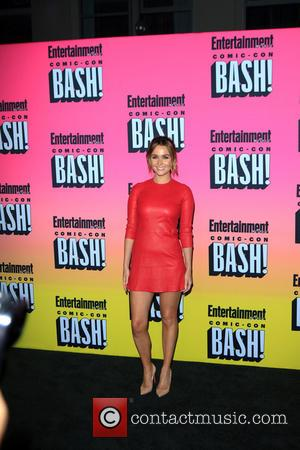 camilla luddington and various other celebrities gathered on Saturday night for Entertainment Weekly's annual Comic Con party held at the...