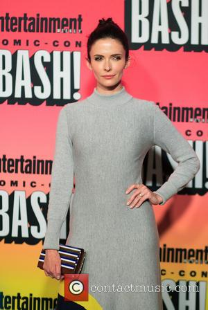 Bitsie Tulloch and various other celebrities gathered on Saturday night for Entertainment Weekly's annual Comic Con party held at the...