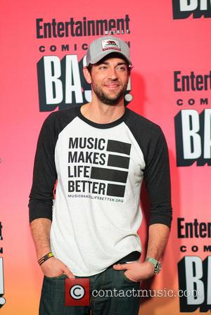 Zachary Levi and various other celebrities gathered on Saturday night for Entertainment Weekly's annual Comic Con party held at the...