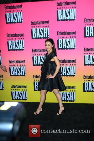 Aimee Garcia and various other celebrities gathered on Saturday night for Entertainment Weekly's annual Comic Con party held at the...