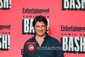Nathan Fillion and various other celebrities gathered on Saturday night for Entertainment Weekly's annual Comic Con party held at the...