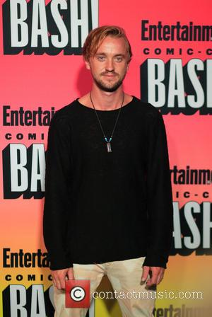 Tom Felton and various other celebrities gathered on Saturday night for Entertainment Weekly's annual Comic Con party held at the...