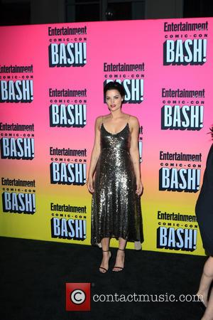 Jaimie Alexander and various other celebrities gathered on Saturday night for Entertainment Weekly's annual Comic Con party held at the...
