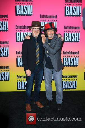 Adam Savage and various other celebrities gathered on Saturday night for Entertainment Weekly's annual Comic Con party held at the...