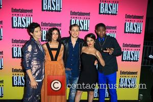 Naomi Scott, Ludi Lin, Dacre Montgomery, Becky G and Rj Cyler