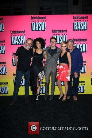 Liam Cunningham, Nathalie Emmanuel, Isaac Hempstead Wright, Faye Marsay and Conleth Hill