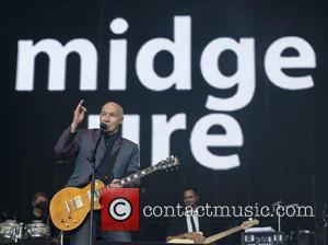 Midge Ure - One of Britain's most prolific and well-respected songwriters, co-organiser of the Live Aid concerts and former member...