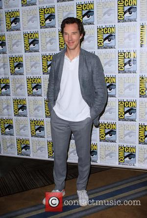 Benedict Cumberbatch at the San Diego Comic-Con Photocall for Sherlock. San Diego, California, United States - Monday 25th July 2016