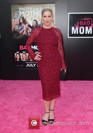 Christina Applegate Shares Bad Mom Moment
