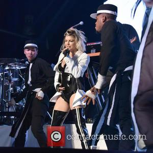 Fergie performs live at The Creative Coalition Fundraiser during the Democratic National Convention (DNC) - Philadelphia, Pennsylvania, United States -...