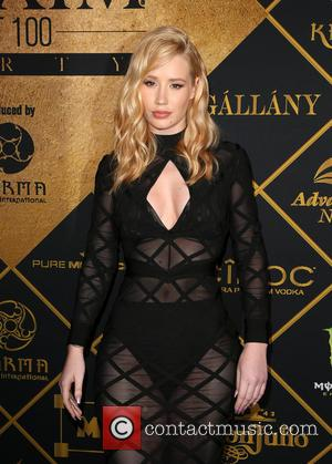 Iggy Azalea Hit With New Tax Bill