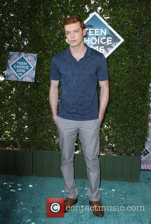 Cameron Monaghan at the 2016 Teen Choice Awards held at The Forum - Los Angeles, California, United States - Sunday...