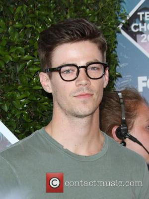 Grant Gustin at the 2016 Teen Choice Awards held at The Forum - Los Angeles, California, United States - Sunday...