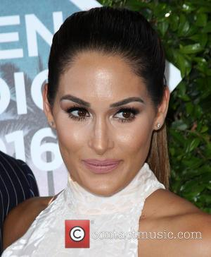 Nikki Bella at the 2016 Teen Choice Awards held at The Forum - Los Angeles, California, United States - Sunday...