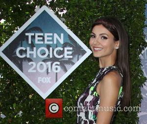 Victoria Justice at the 2016 Teen Choice Awards held at The Forum - Los Angeles, California, United States - Sunday...
