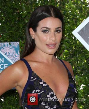 Lea Michele at the 2016 Teen Choice Awards held at The Forum - Los Angeles, California, United States - Sunday...