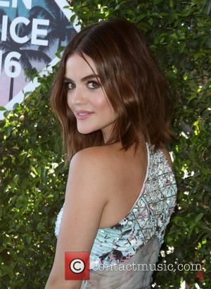 Lucy Hale at the 2016 Teen Choice Awards held at The Forum - Los Angeles, California, United States - Sunday...
