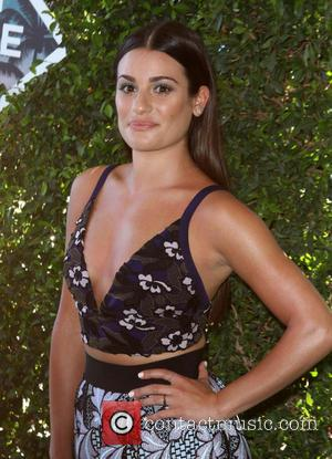 Lea Michele Waxes Off Her Moustache In Online Video