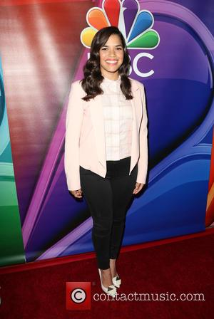 America Ferrera at the 2016 Summer TCA Tour - NBCUniversal Press Tour Day 1 held at The Beverly Hilton Hotel...