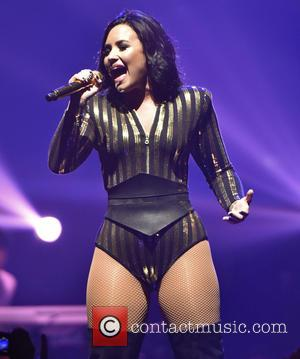 Demi Lovato Goes Public With Luke Rockhold Romance