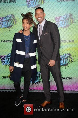 Will Smith's son Jaden Smith seen at the 'Suicide Squad' World Premiere held at the Beacon Theater in New York,...