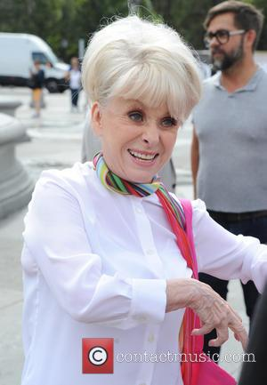 Barbara Windsor and Barbra Windosr