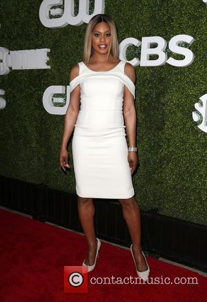 Laverne Cox at the CBS, CW, Showtime Summer TCA Party held at the Pacific Design Center - West Hollywood, California,...