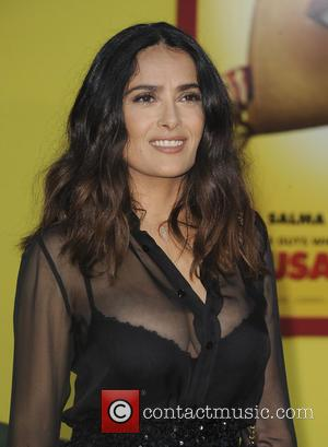 Salma Hayek And Gloria Estefan To Co-chair Music And Diversity Festival