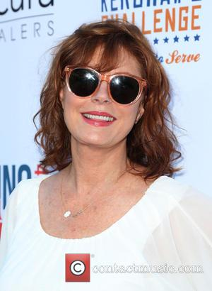 Susan Sarandon at Clayton Kershaw's 4th Annual 'Ping Pong 4 Purpose' Celebrity Tournament held at Dodger Stadium - Los Angeles,...