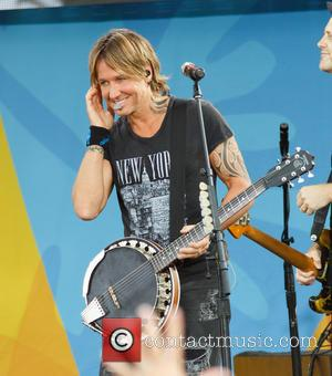 Keith Urban performs on ABC's 'Good Morning America' Summer Concert Series at Central Park, New York, United States - Friday...