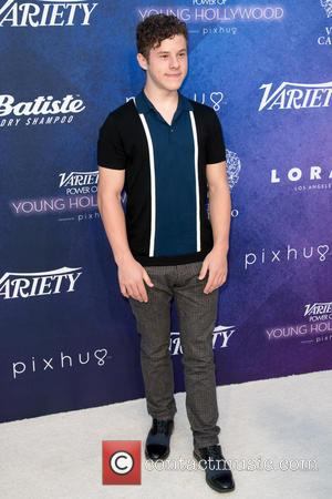 Modern Family star Nolan Gould at Variety's 'Power of Young Hollywood' presented by Pixhug held at NeueHouse Hollywood, Los Angeles,...