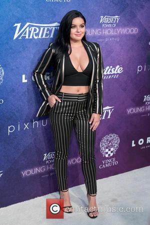 Modern Family actress Ariel Winter at Variety's Power of Young Hollywood presented by Pixhug held at NeueHouse Hollywood, Los Angeles,...
