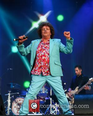 Leo Sayer performing at Rewind South Festival held at Temple Meadows in Henley-on-Thames, United Kingdom - Saturday 20th August 2016