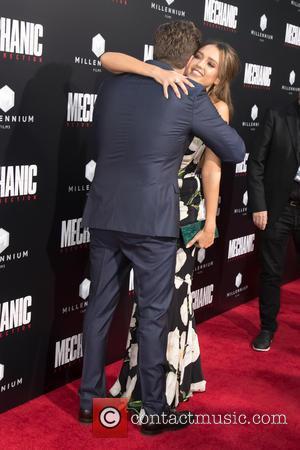 Jessica Alba and Dennis Gansel
