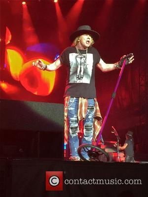 Guns N' Roses Reunion Goes Global