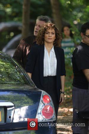 Jennifer Lopez and Ray Liotta