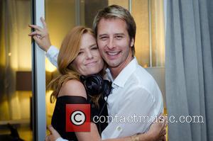 Patsy Palmer and Chesney Hawkes