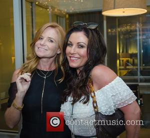 Patsy Palmer and Jessie Wallace