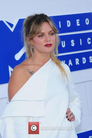 Tove Lo attending the MTV Video Music Awards 2016 held at the Madison Square Garden in New York City. United...